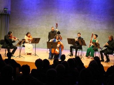 Concert de música clàssica a Talló