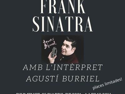 Concert 'Tribut a Frank Sinatra', amb Agustí Burriel