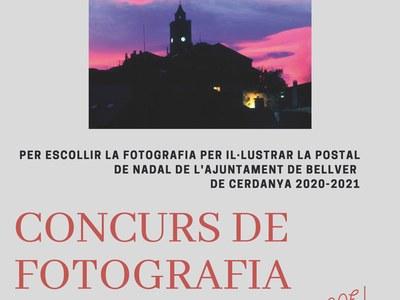 I Concurs de fotografia per il·lustrar la postal de Nadal