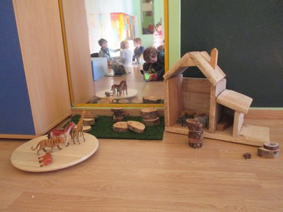 Matrícula oberta a la Llar d'Infants 'El Rovelló'